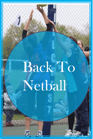 Back to netball - The Mummy Toolbox