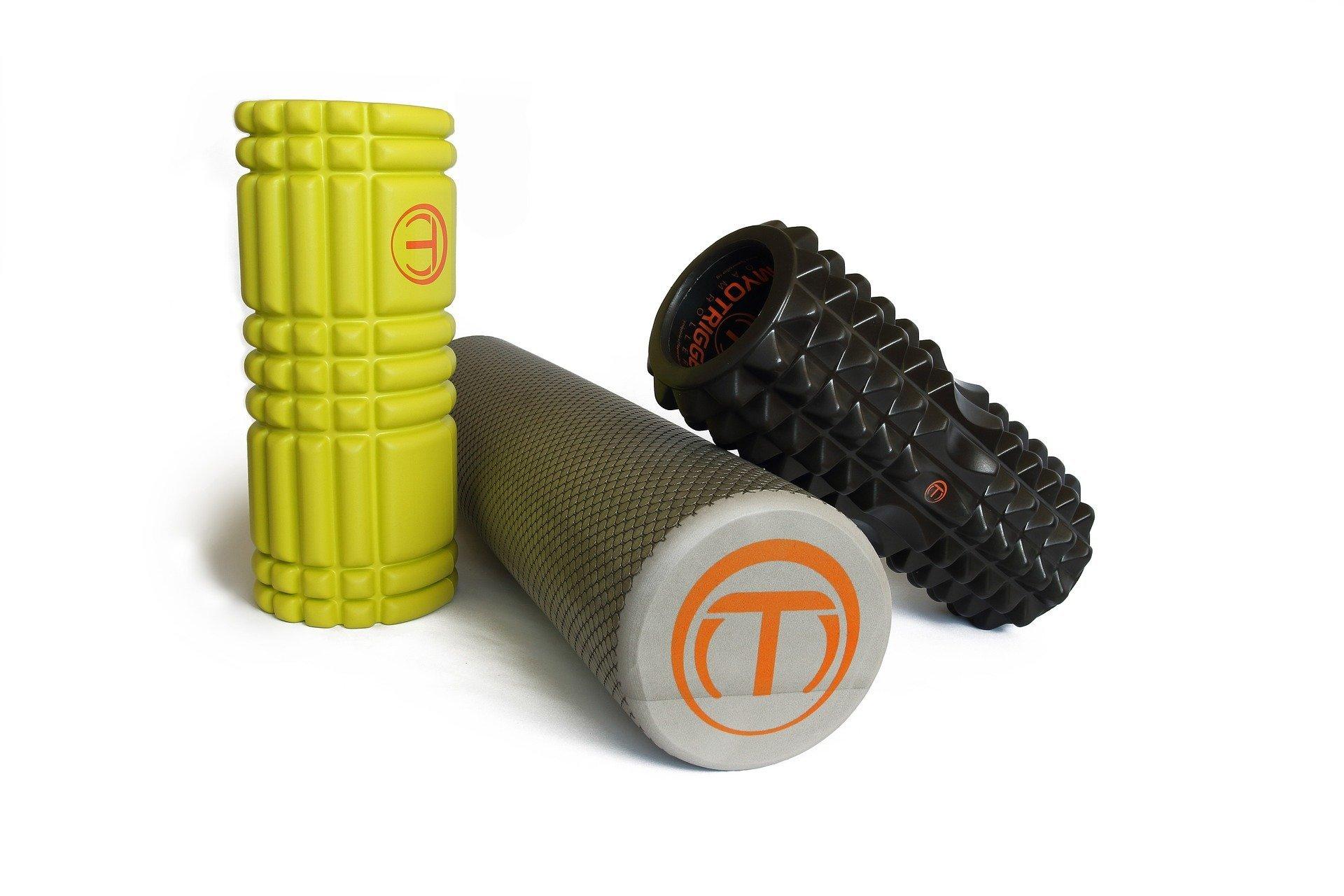 different foam rollers for beginner runners