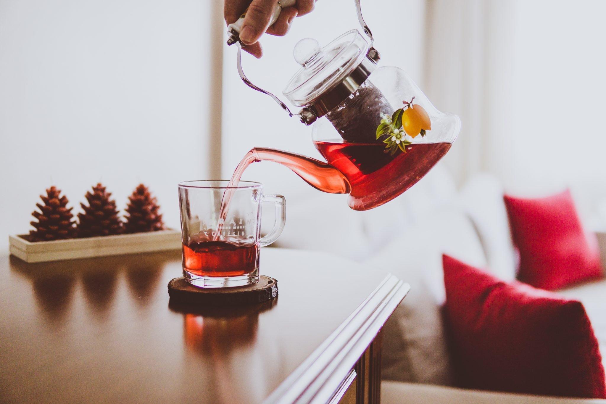 herbal teas sugary drink alternatives