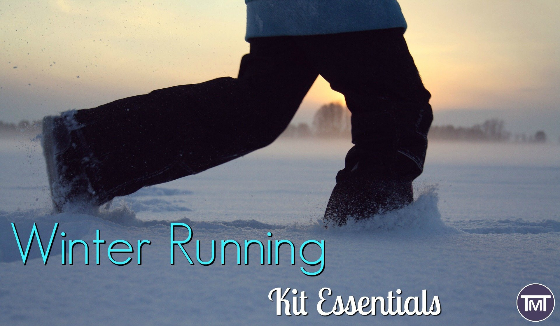 winter running kit essentials feature image