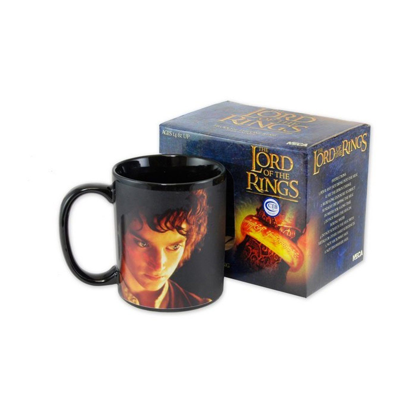 Lord of the rings thermal mug - geeky gift guide