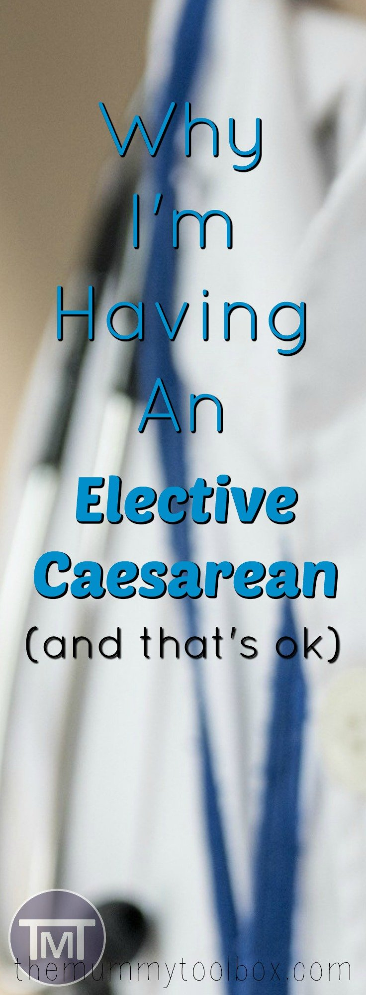 Yes I am opting for an elective caesarean and I that's ok. I explain why it's the best option for me and the growing one!