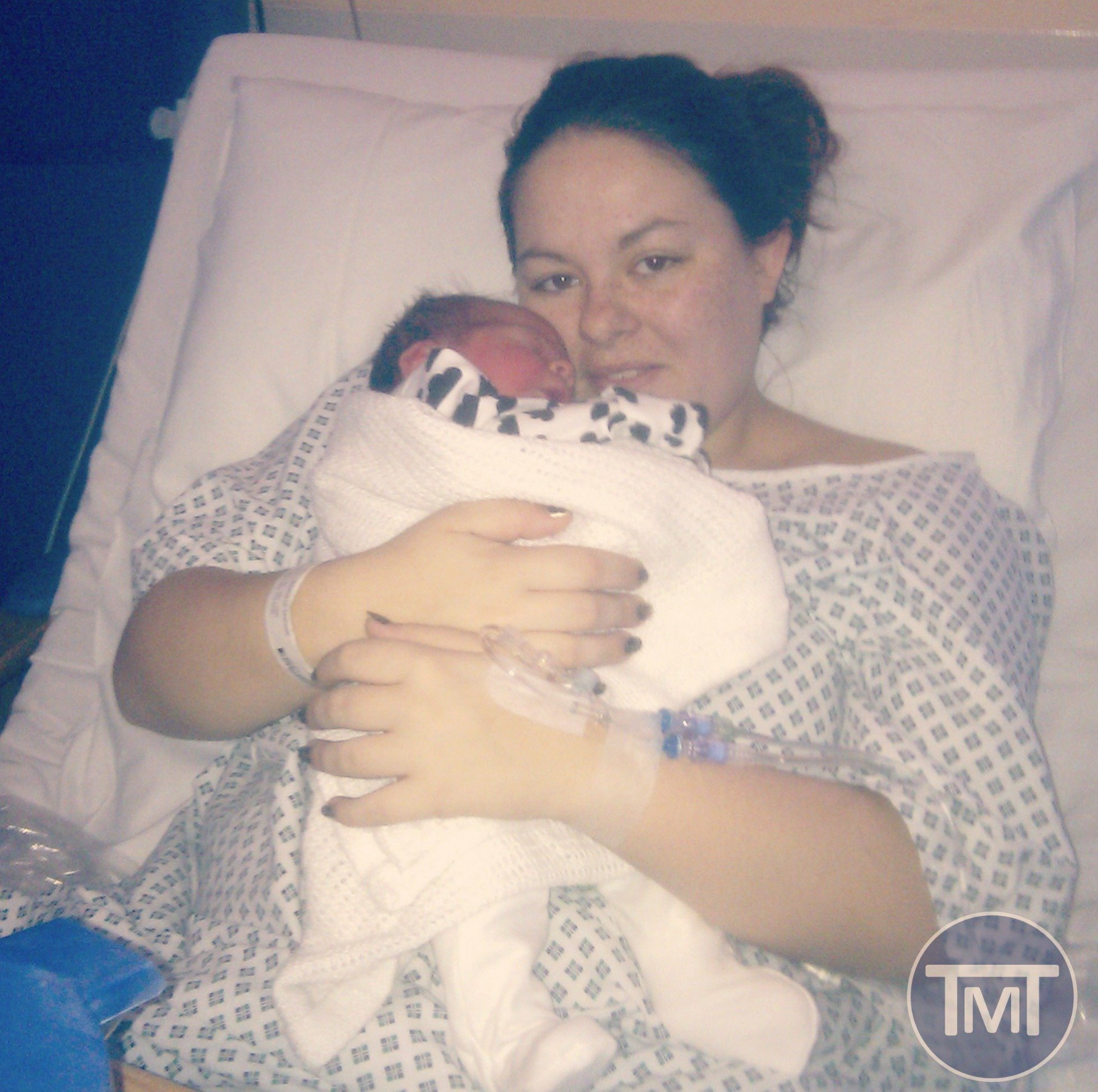 why I am choosing an elective caesarean, after the little guy was born