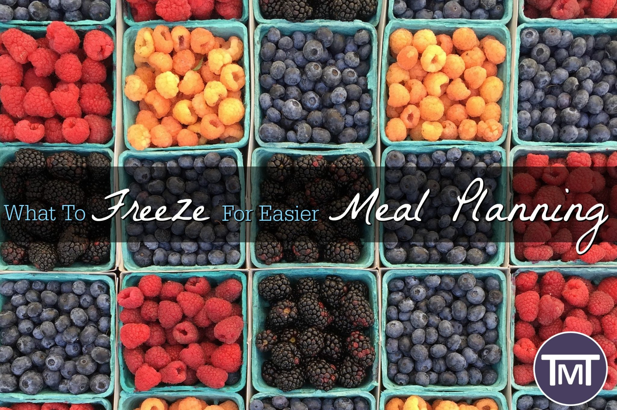what to freeze for easier meal planning feature image