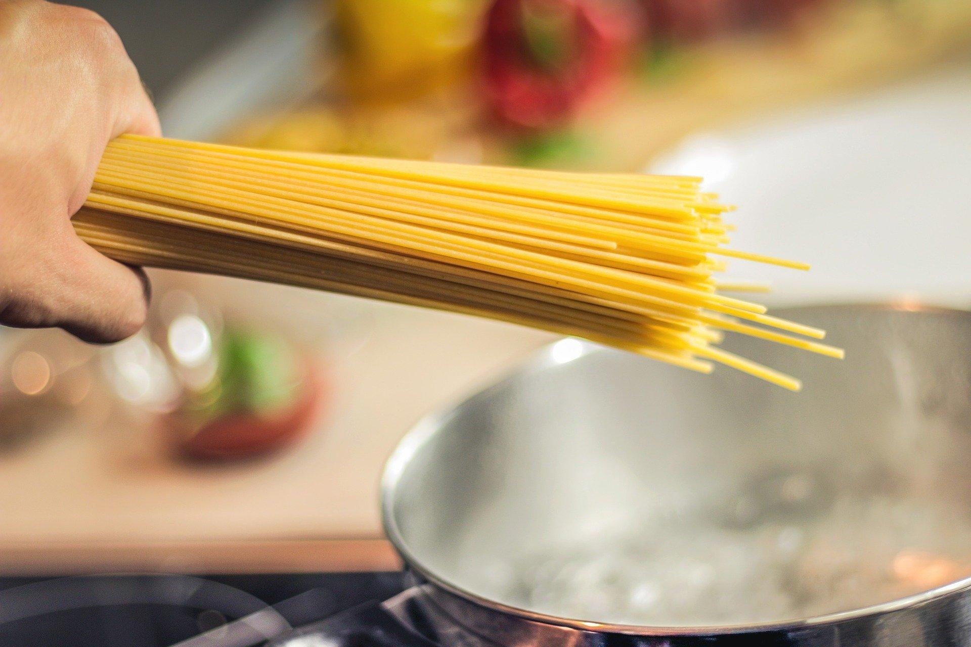 spaghetti meal prep introduction