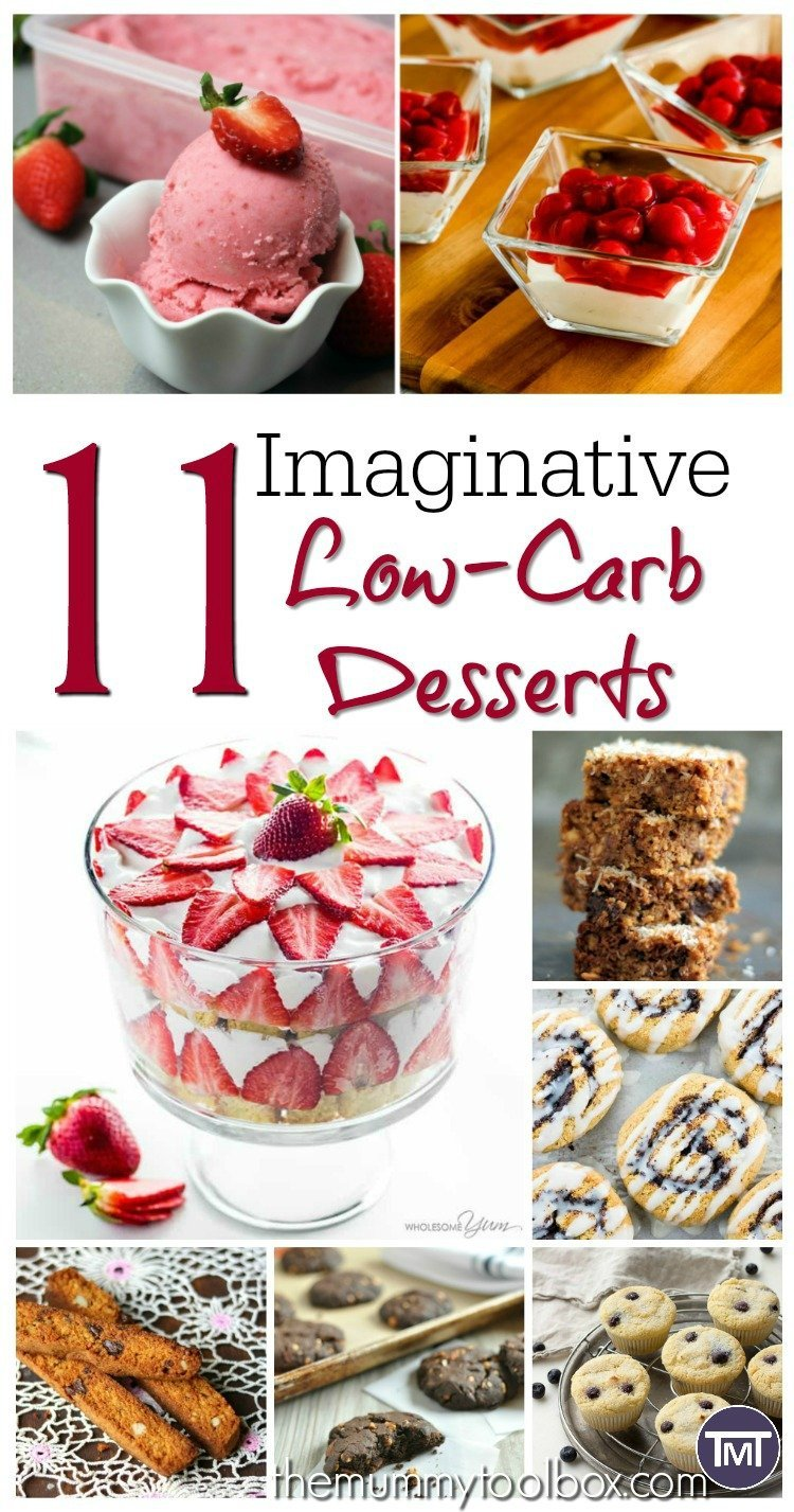 Some of my favourite low-carb dessert recipes to help me keep to my post-baby fitness goals and help when I am counting macros to avoid giving in to carbs.
